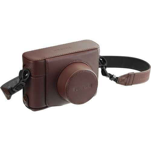 LEATHER CASE LC-X100F BW