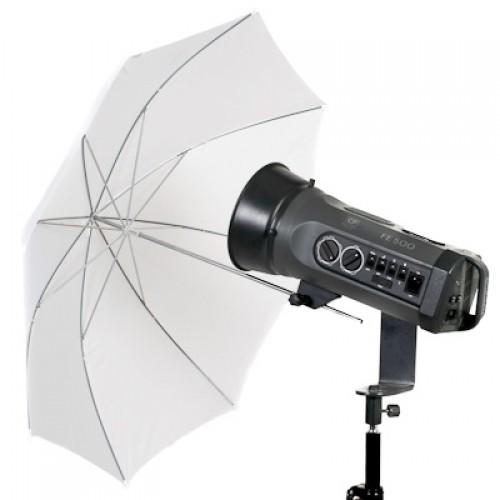 """Ombrello da studio 40"""" / 102 cm - trasparente"""