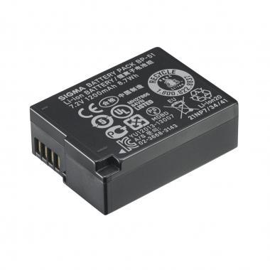 BP-61 Batteria LI-ION (W) per SD Quattro