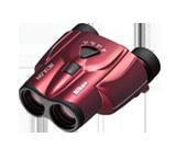 Binocolo Nikon aculon 8-20x25 Red