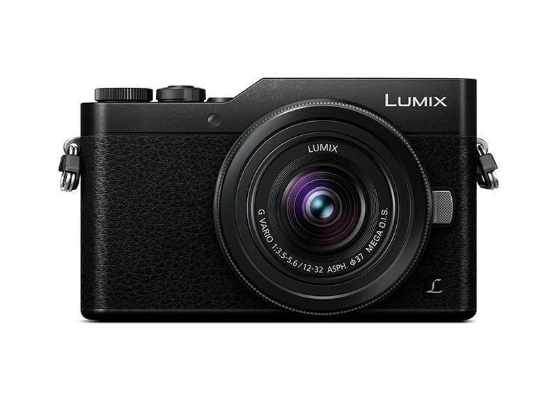 LUMIX GX800 BLACK 12-32