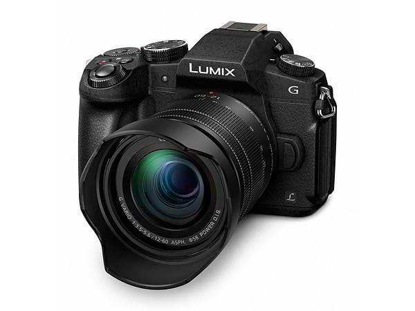 LUMIX G80 BLACK + 12-60 f/3.5-5.6