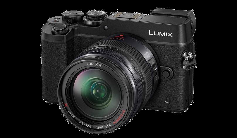 LUMIX GX8 solo corpo BLACK