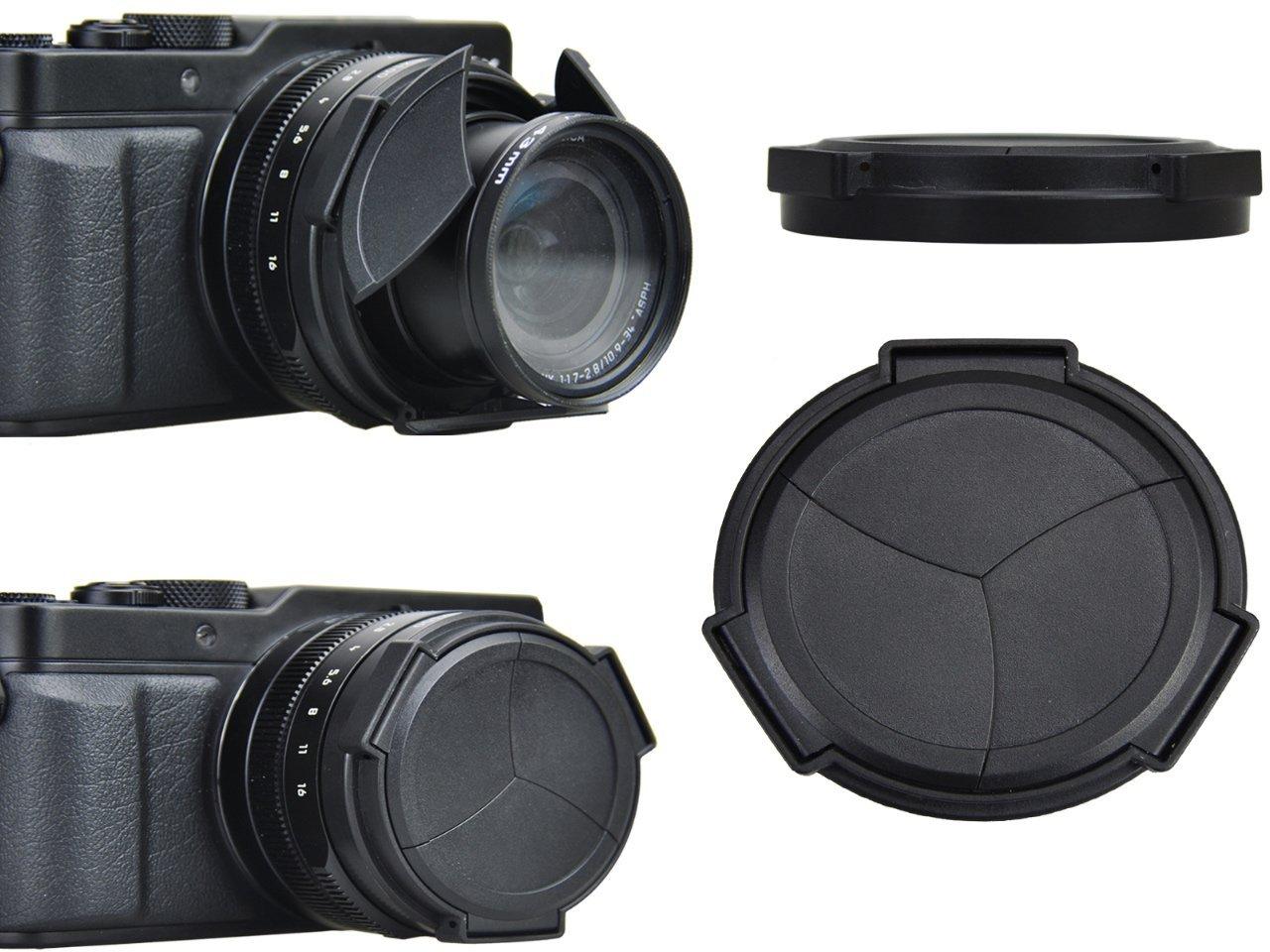 COPRIOBIETTIVO AUTOMATICO LX-100 BLACK