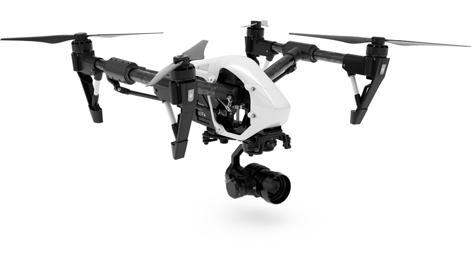 DJI INSPIRE-2, Drone