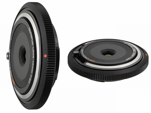 OLYMPUS COPRI 15mm BLACK(30mm) BCL-1580