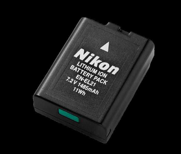 EN-EL21 Batteria ricaricabile Li-ion x Nikon 1 V2