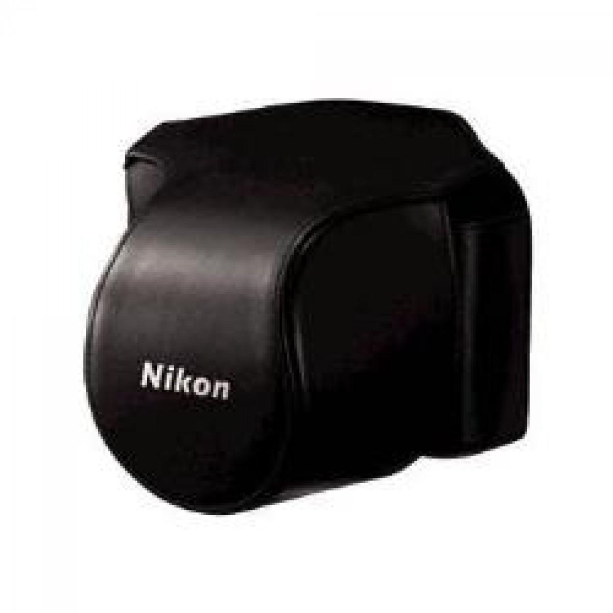 CB-N1000SC Black set custodia x Nikon 1 V1+10mm