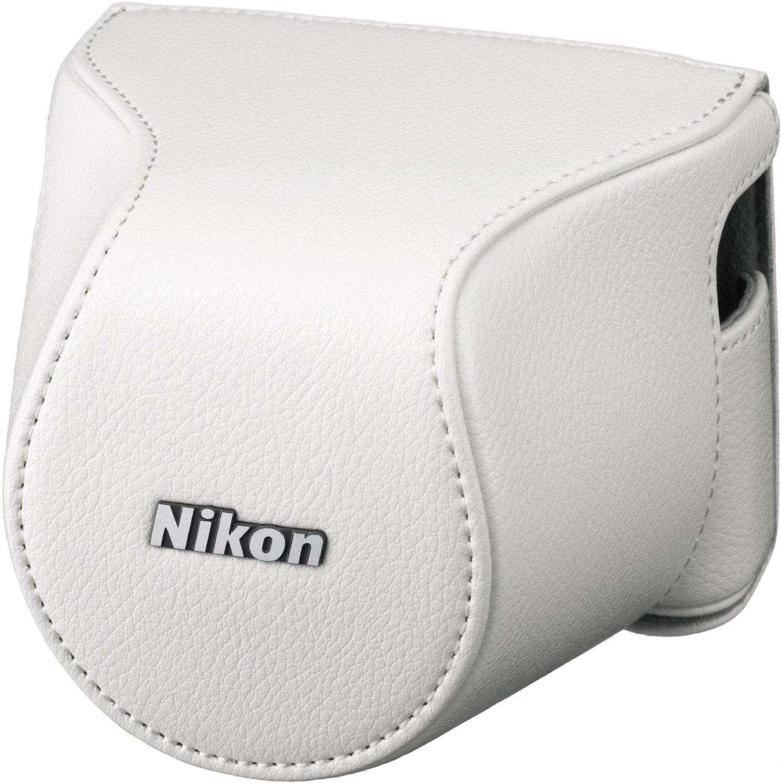 CB-N2200 White custodia inferiore Nikon 1 S1, J3