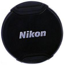 LC-N55 tappo anteriore obiettivo 10-100 Black