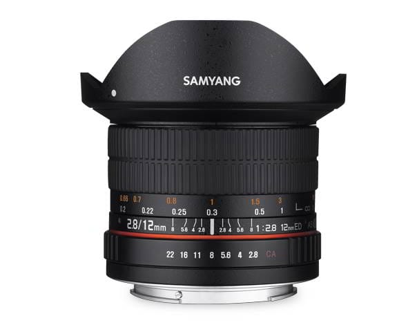 12mm f/2.8 CANON