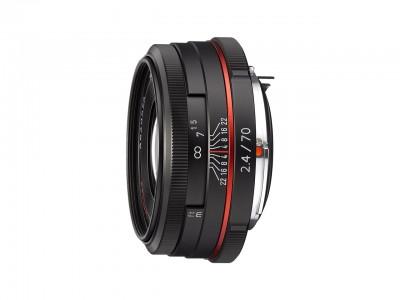 HD DA 70mm f/2.4 BLK - Limited Edition