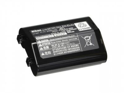 EN-EL4AE Batteria Ricaricabile LI-ION x D3s,D3X,D3,D2