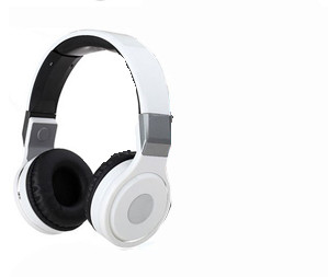 SWISS-GO PS400B CUFFIA PRO SOUND BLUETOOTH WHITE