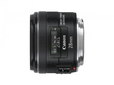 EF 28mm f/2.8 IS USM