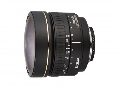 8mm f/3.5 EX DG CANON