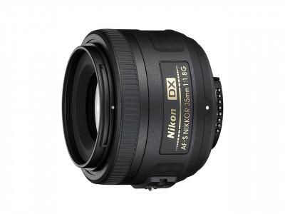 35mm f/1.8 G AF-S DX NIKKOR