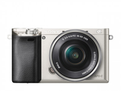 A6000 Silver + E 16-50mm F3.5-5.6 OSS PZ