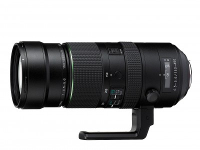 HD DFA 150-450mm f/4.5-5.6 ED DC AW