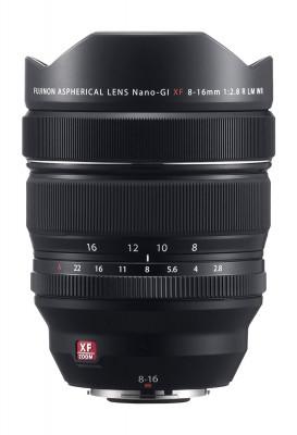 XF 8-16mm f/2.8 R LM WR
