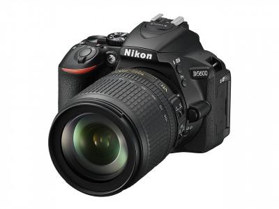 D5600 + 18-105 VR + SD 8GB Lexar Premium 300x
