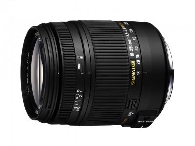 18-250mm f/3.5-6.3 -DC OS HSM MACRO NIKON